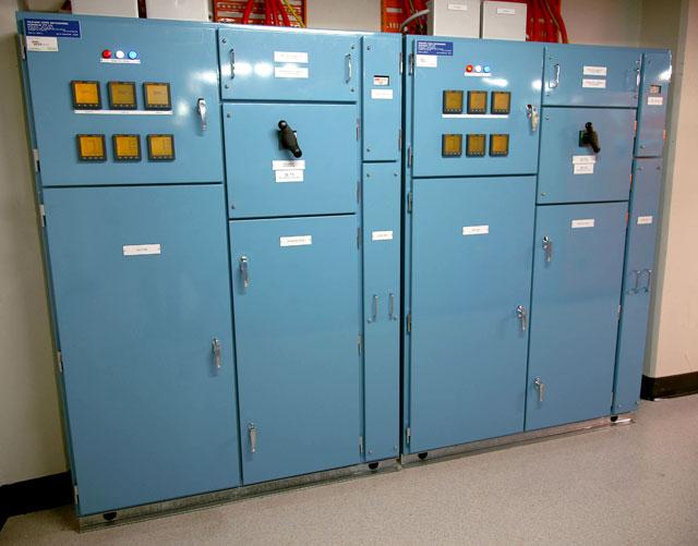 Metered-UPS-DB