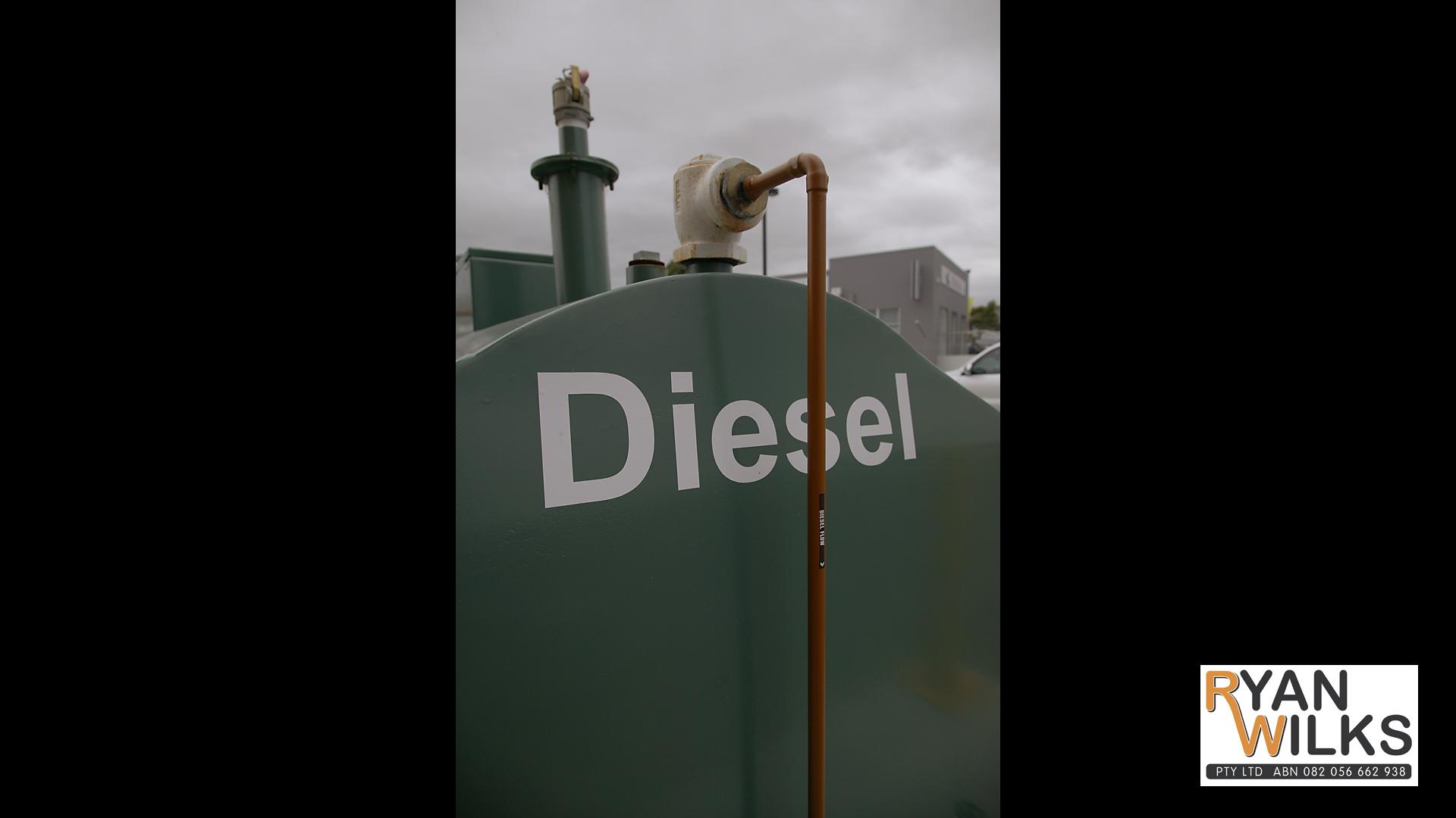 Diesel | Ryan Wilks