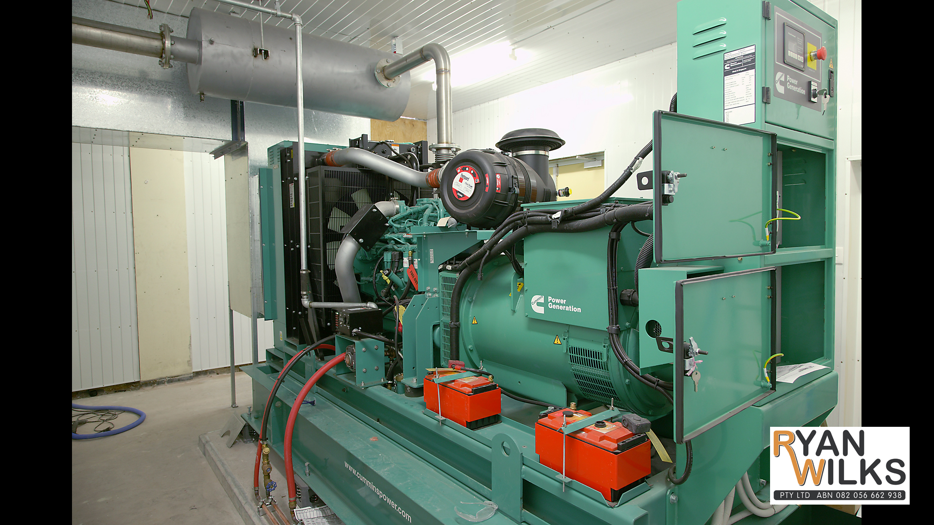 Diesel Generators 35kva To 3000kva Ryan Wilks