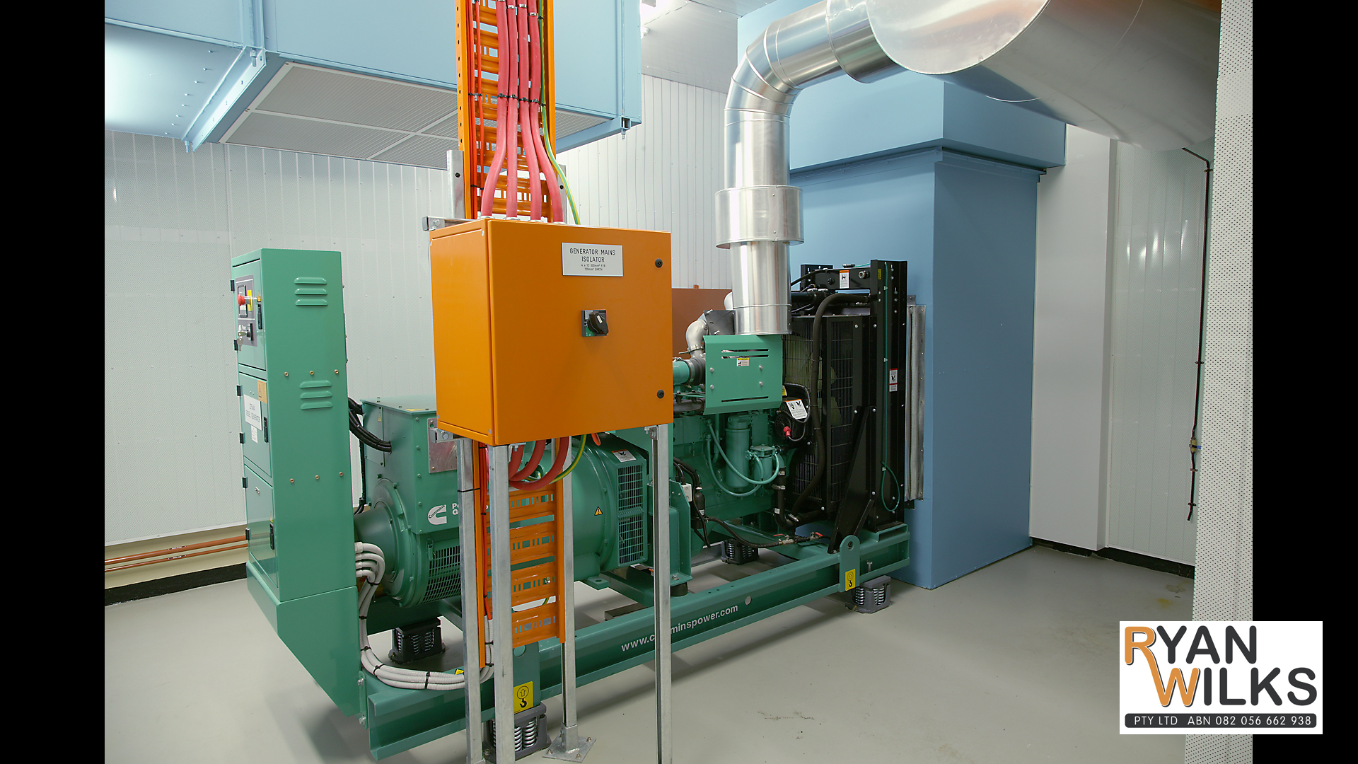 Emergency generator room design keyes life safety for Room layout generator