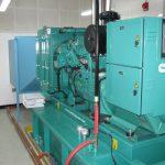 New 185 Kva diesel generator