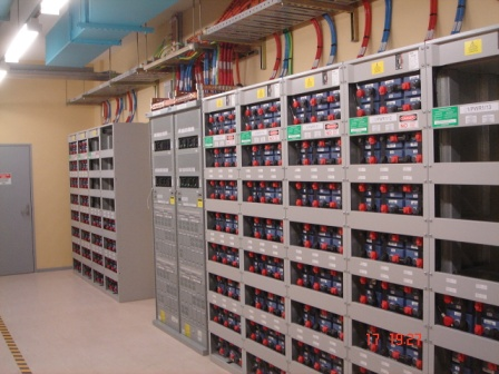 East Maitland Communications Facility Electrical Sgp