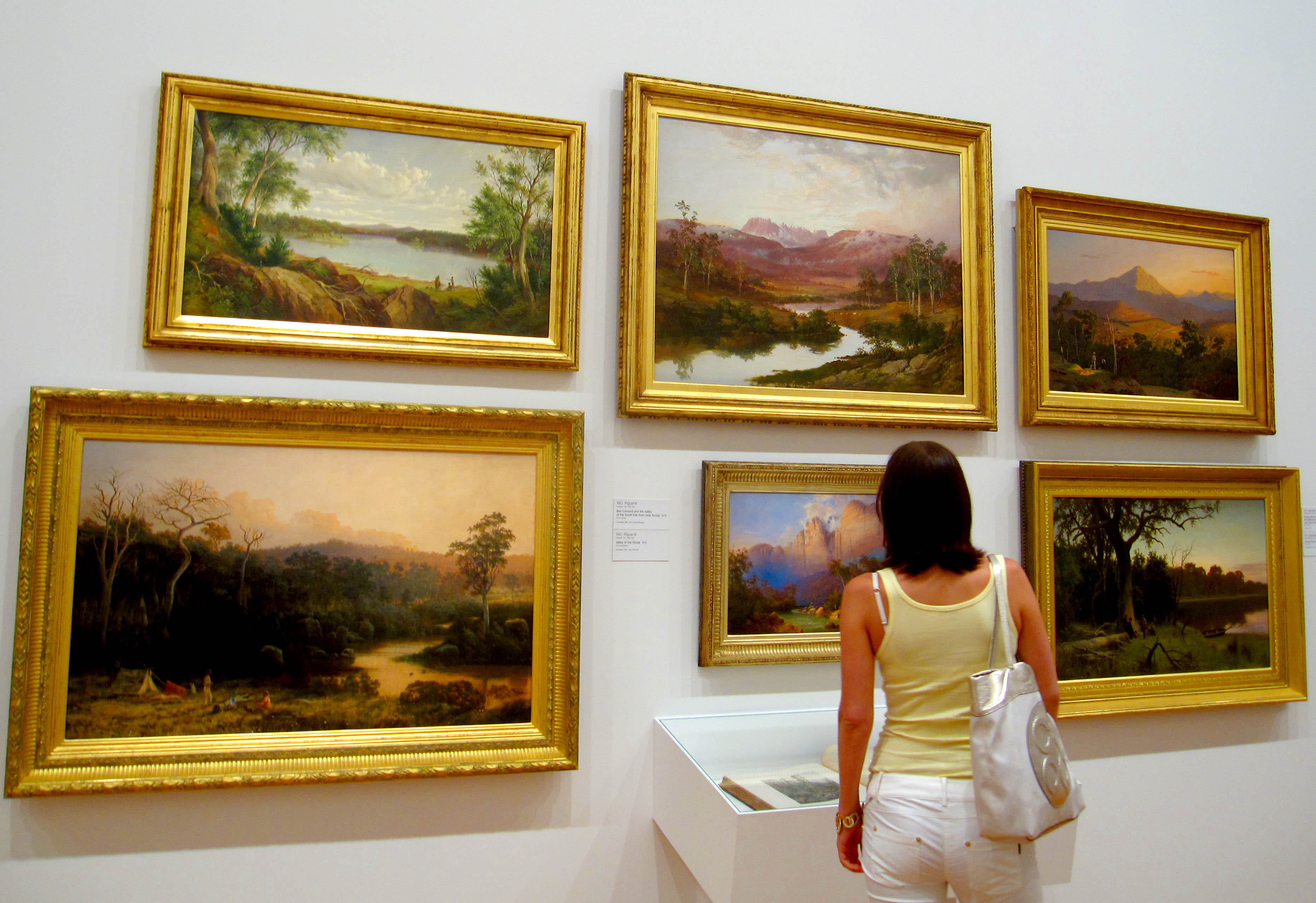 Queensland Art Gallery Dimmer Upgrade Ryan Wilks