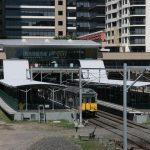 St Leonards Railway Station overview