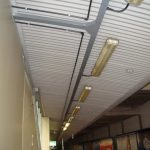 Ductwork for platform lighting