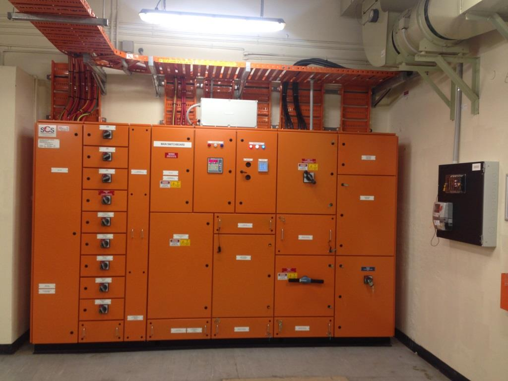 Peakhurst Telecommunications Facility Hvac Amp Electrical
