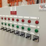 SGP Cooling control panel