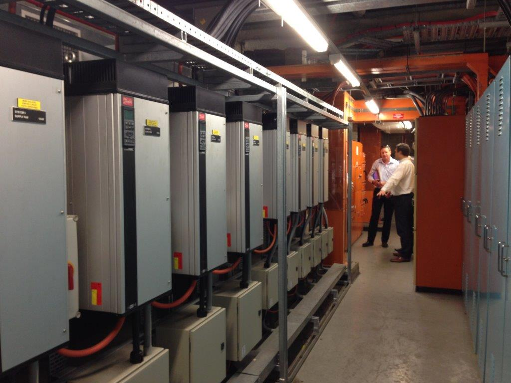 201 Elizabeth St Sydney Electrical Switchboard Upgrade