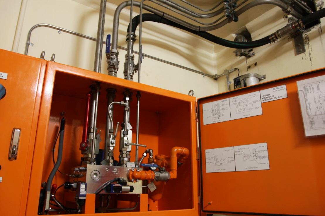 keepit dam electrical upgrade ryan wilks electrical safety plan queensland electrical master plan