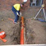 Underground conduits