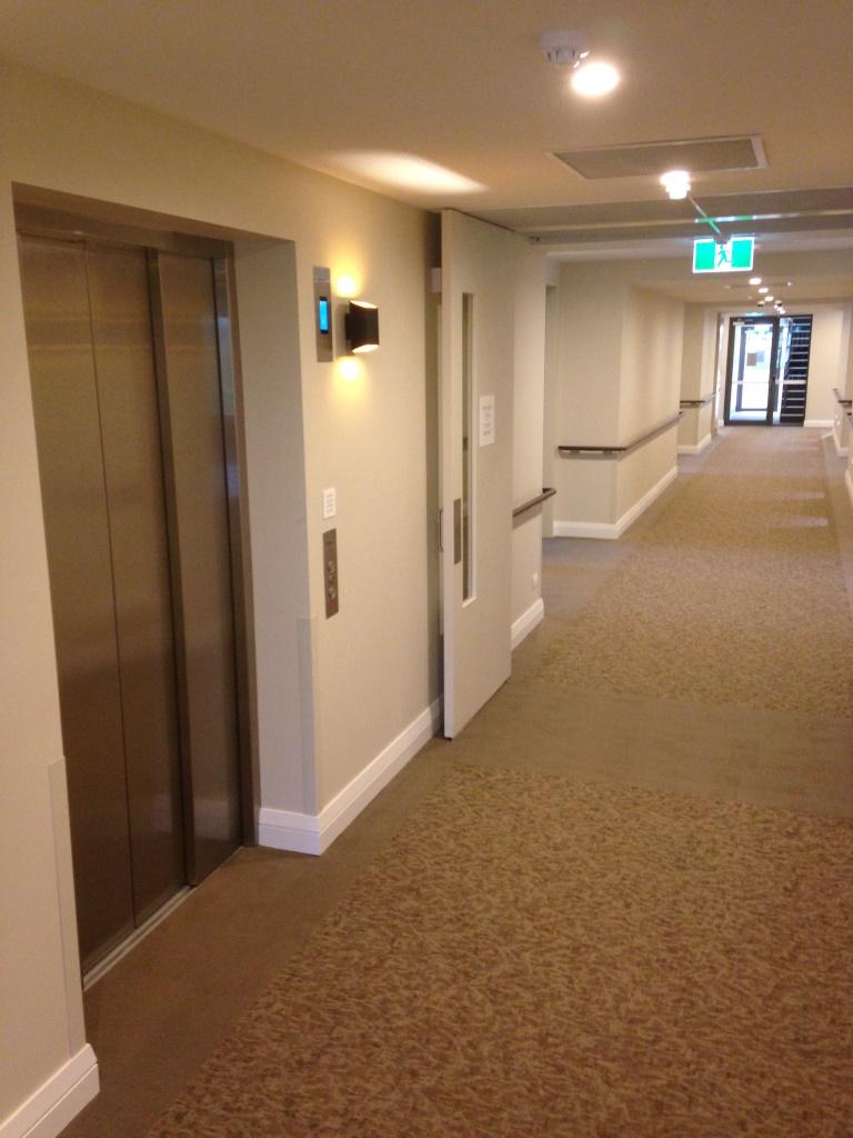 Foyer Layout Generator : Mckenzie aged care nursing home capalaba ryan wilks