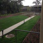 Outdoor pathway bollards