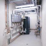 Plantroom Hotwater