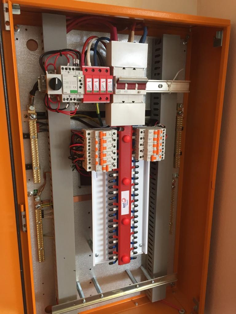 New England Schools Switchboards Rcd Upgrades Ryan Wilks