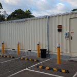 pre-fabricated modular data centre 1