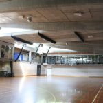 Sports Hall Before