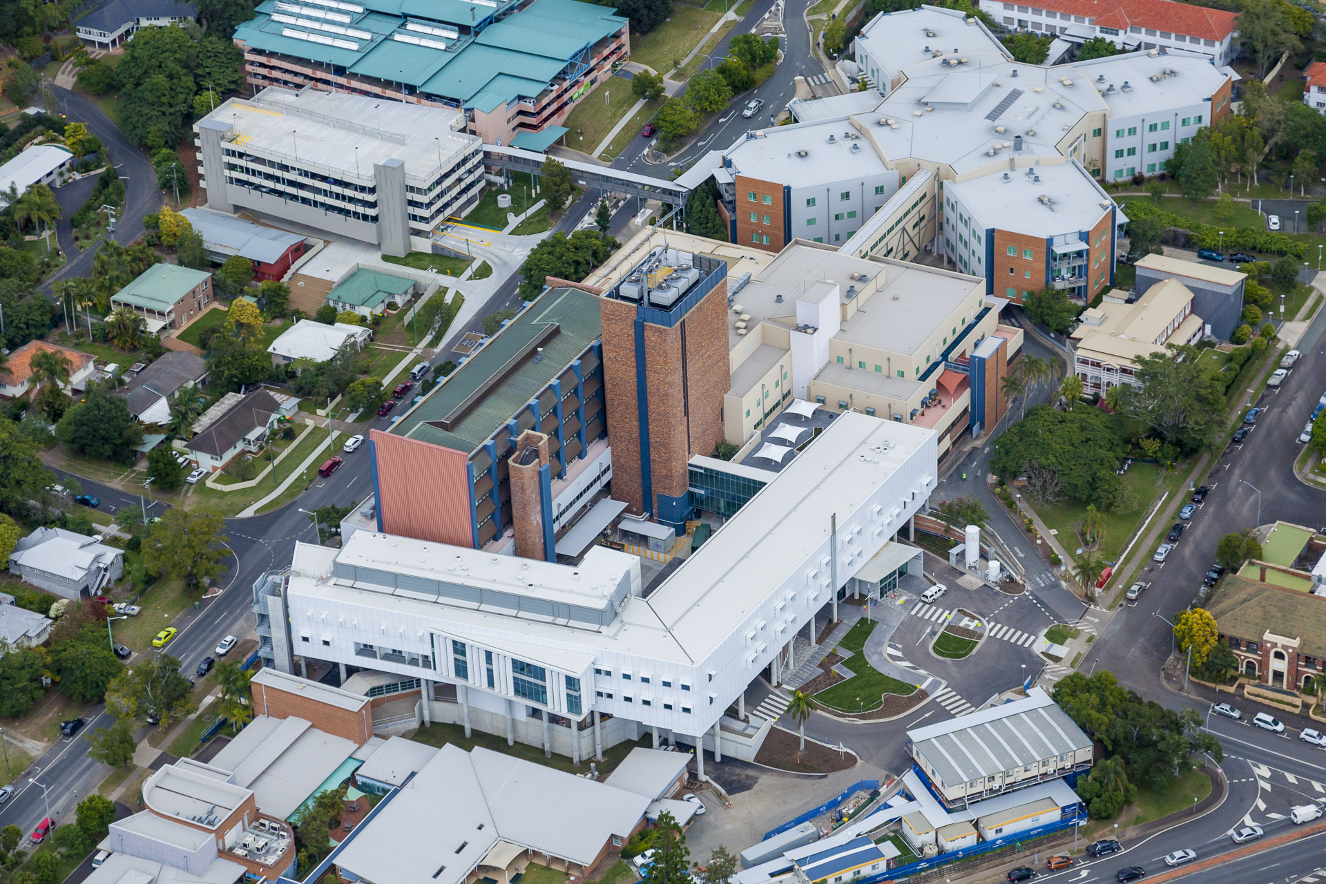 Ipswich Hospital Site