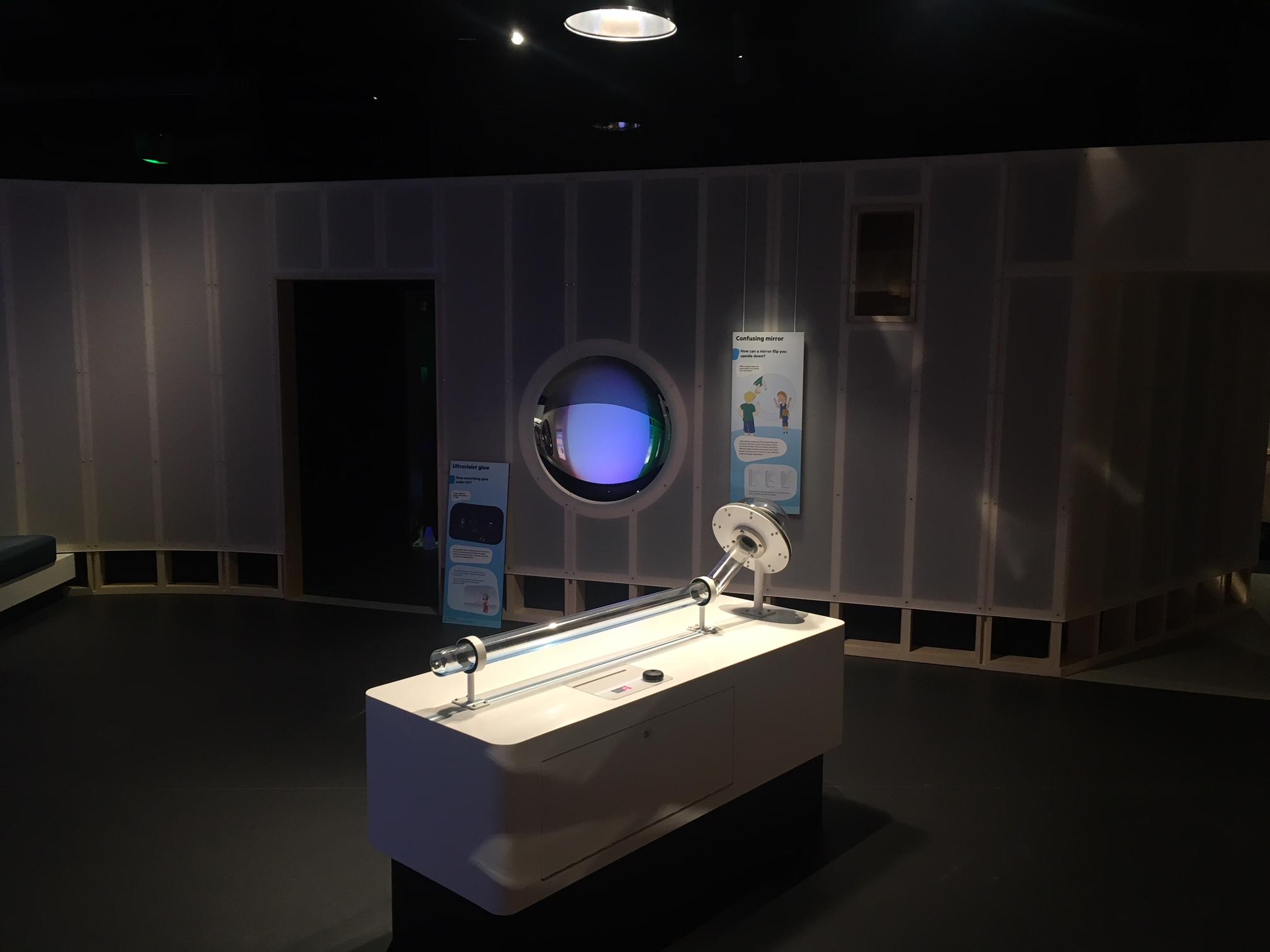 Queensland Museum Spark Lab Exhibition Ryan Wilks