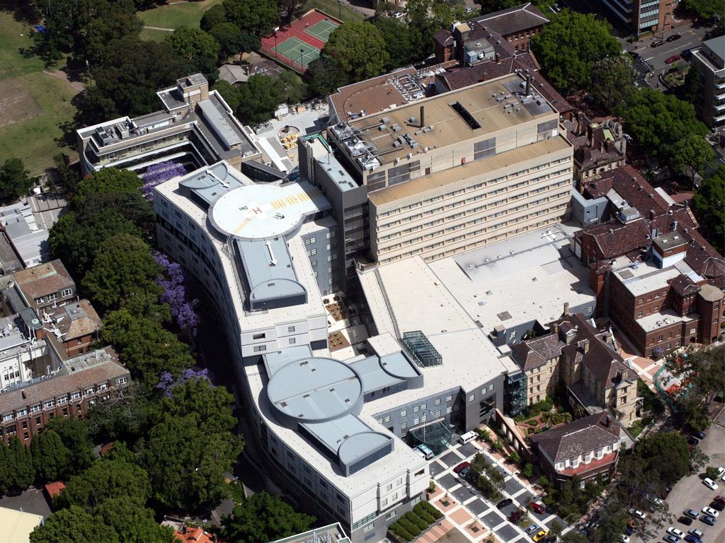 Royal Prince Alfred Hospital – Lighting Upgrade