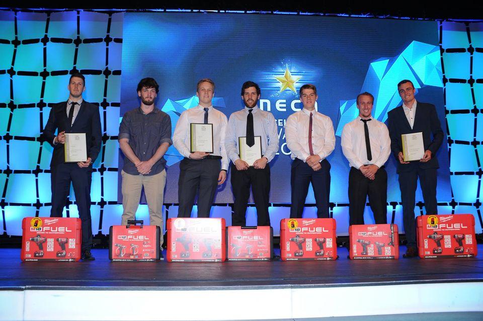 Ryan Wilks employee awarded apprentice of the year